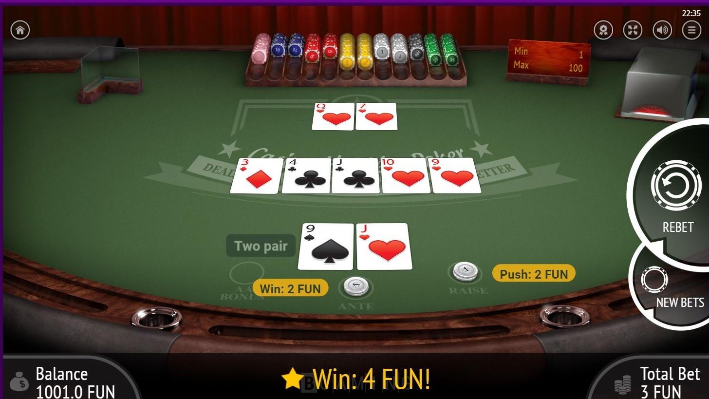 カジノホールデム4